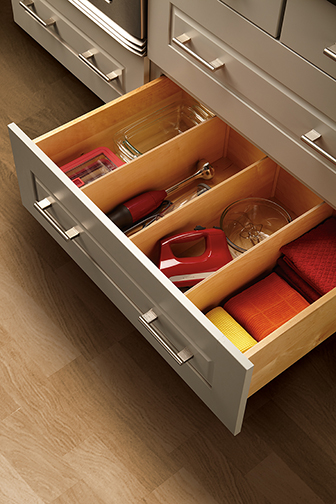 kitchen drawer dividers storage solutions kitchen world inc 11624